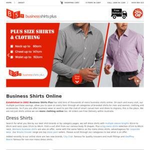 Business Shirts Plus