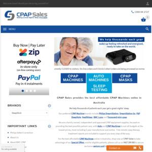 CPAP Sales