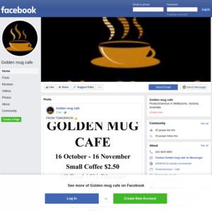 Golden Mug Cafe