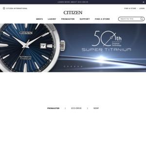 Citizen Watches Australia Outlet