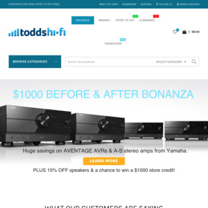 Todds Hi Fi Brisbane: Deals, Coupons and Vouchers - OzBargain