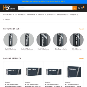 HB Plus Battery Specialists