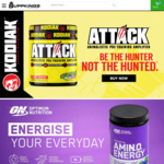 SuppKings Nutrition