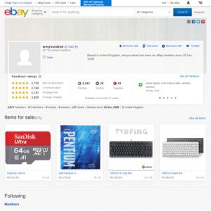 eBay Australia armyourdesk