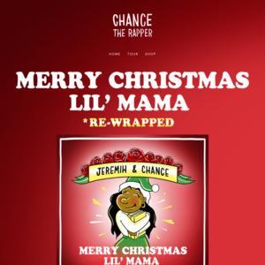 Chance Christmas Album.0 Album Chance The Rapper Merry Christmas Lil Mama Re