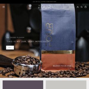 fourcoffee.com.au