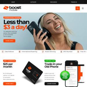 Boost Prepaid Mobile