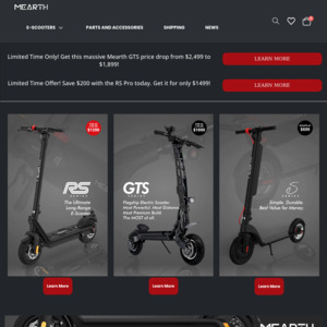 Mearth E-Scooters