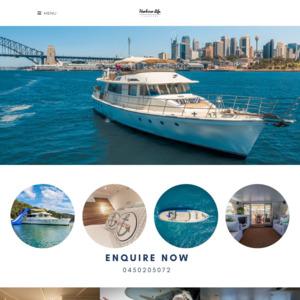 harbourlifecharters.sydney