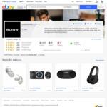 eBay Australia sonyaustralia
