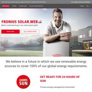 solarweb.com