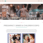 Pregnancy, Babies & Children's Expo