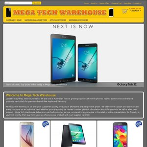 Mega Tech Warehouse