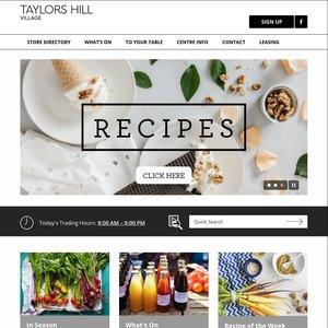 taylorshillvillage.com.au