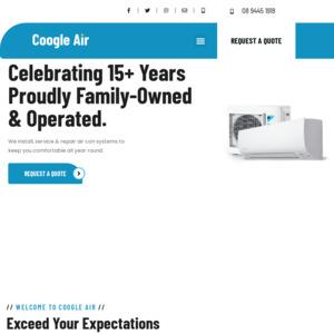 Coogle Air