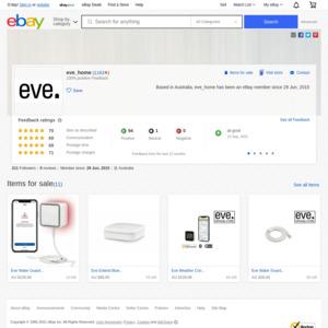 eBay Australia eve_home