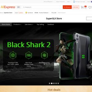 SuperGLX Store