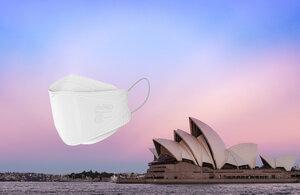 Australian P2 Mask