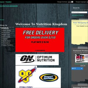 Nutrition Kingdom