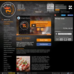 Amigo's Pizzeria (Magill)