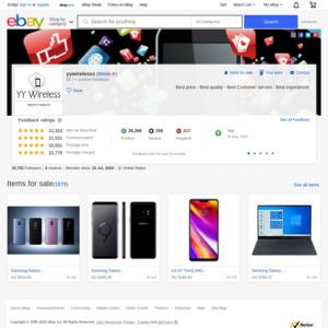 eBay Australia yywirelesss