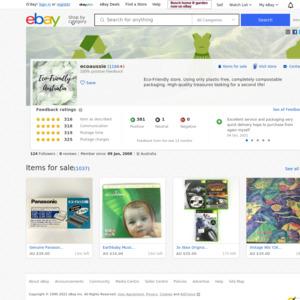 eBay Australia ecoaussie