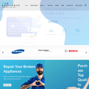 Appliances Repairs Online