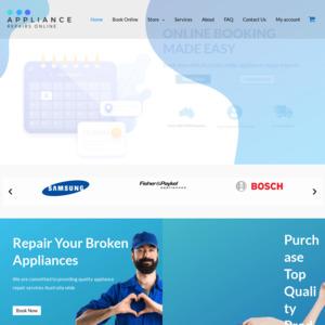 Appliances Repairs Online