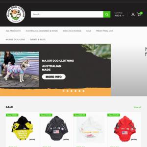 Major Dog Clothing