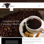 Coffee Capsule Delights