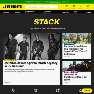 STACK Magazine