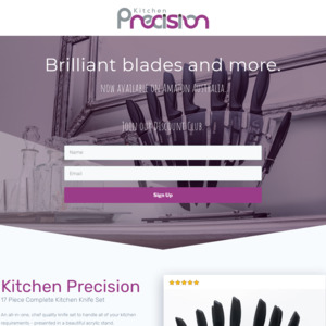 Kitchen Precision