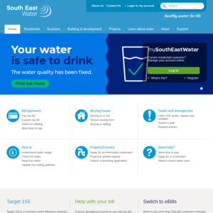southeastwater.com.au