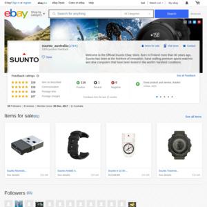 eBay Australia suunto_australia