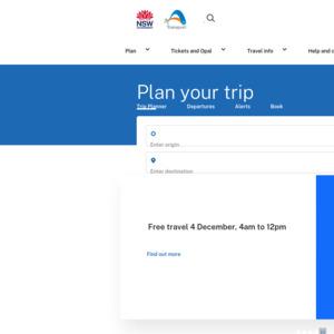 Transport Info NSW