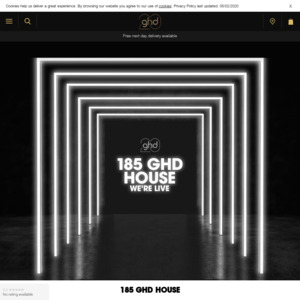 Win 1 of 3 ghd Gold 18K Stylers Worth over $3,000 Each
