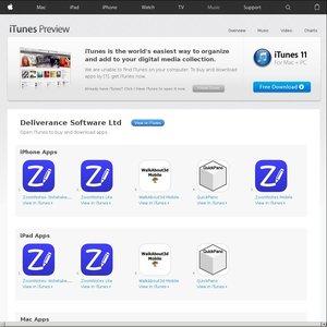 iTunes Store id374494333