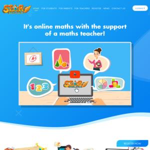 Star Math Online