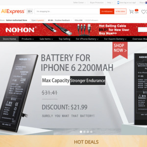 Nohon Authorized Store