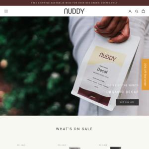 NUDDY Coffee