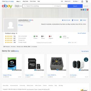 eBay Australia ozziesolutions