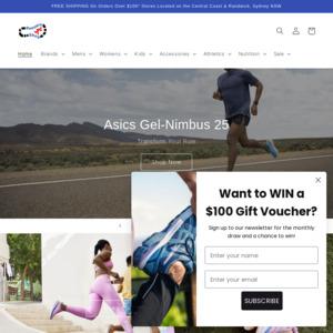 Runners Shop