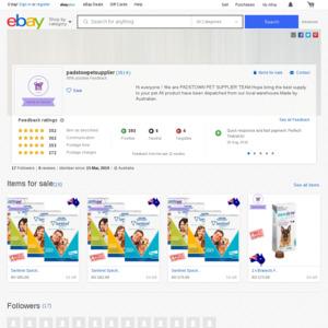 eBay Australia padstowpetsupplier