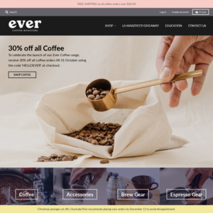 evercoffeeroasters.com.au