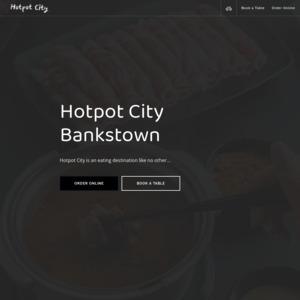 Hotpot City Bankstown