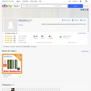 eBay Australia batterymates