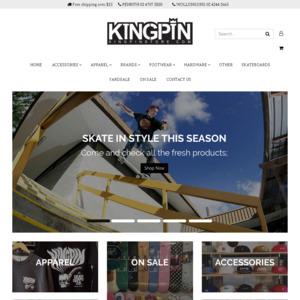 Kingpin Store