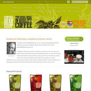 coffeebeanshop.com.au