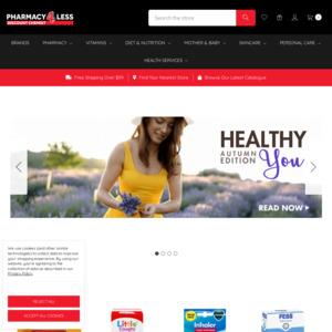 NSW] Panamax 100 Paracetamol Tablets $0 49 @ Pharmacy 4 Less