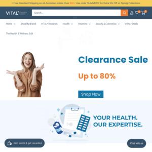 VITAL+ Pharmacy Supplies